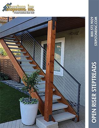 Standard Steptreads Brochures
