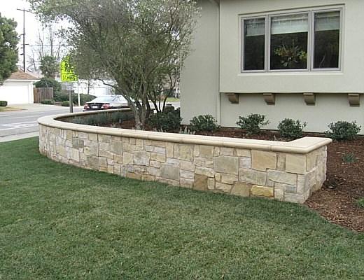 Classic Wall Cap Concrete Wall Caps