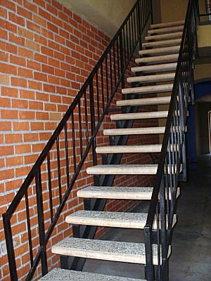 Standard Steptreads Open Risers