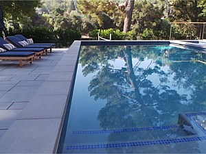 Square Modular Pool Coping