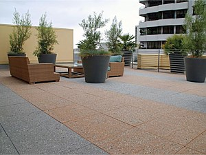 Roof Pavers