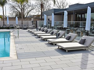 Large Scale CalArc Pavers