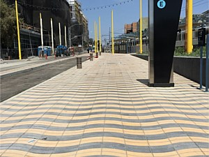 Wave Pavers