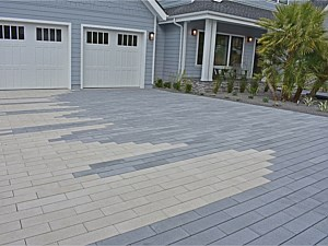 Narrow Modular Pavers